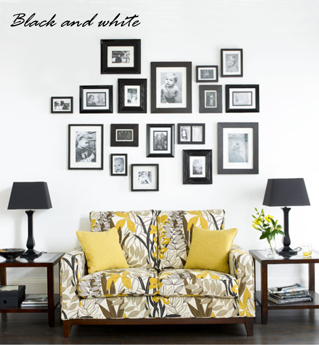 How To Hang A Gallery Wall Inspiration For Decor